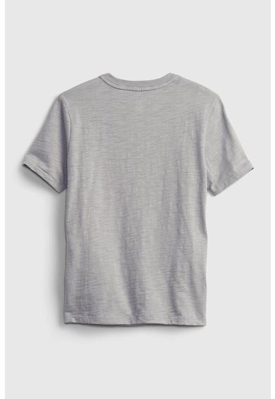 GAP Tricou cu imprimeu si aplicatii de paiete Baieti