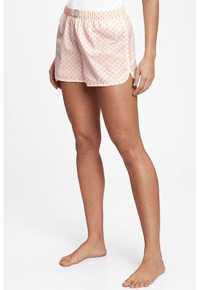 GAP Pantaloni scurti de bumbac cu imprimeu Femei