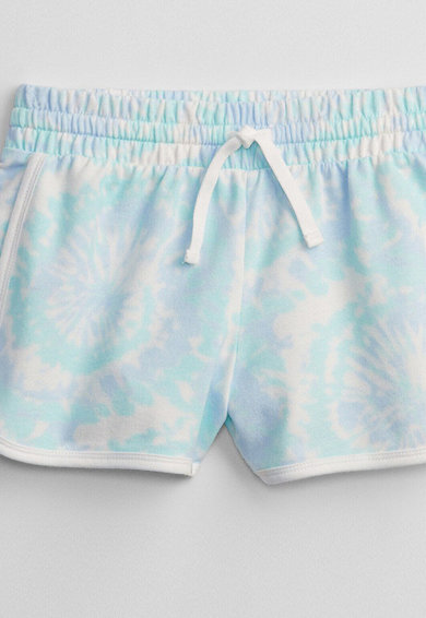GAP Pantaloni scurti cu snur si imprimeu Fete