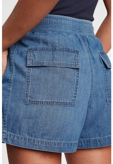 GAP Pantaloni scurti din denim cu snur de ajustare Femei