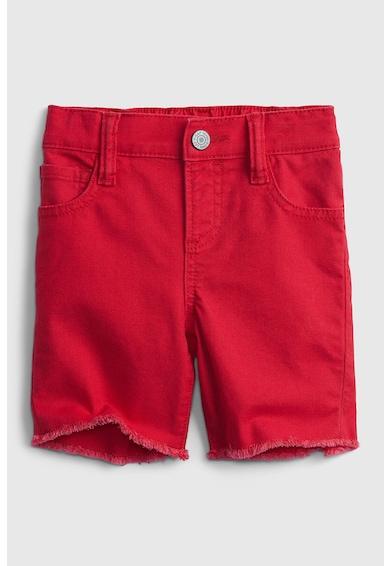 GAP Pantaloni scurti din denim cu terminatii nefinisate si buzunare Fete