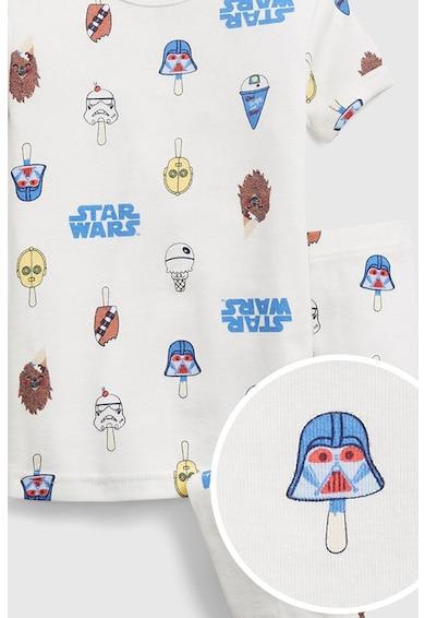GAP Pijama din bumbac organic Star Wars™ Ice Cream Fete