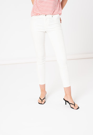 Vero Moda Pantaloni slim fit Hot Seven Femei