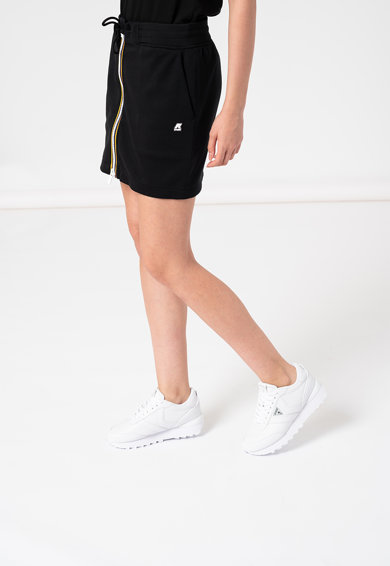 K-Way Fusta mini cu fermoar Femei