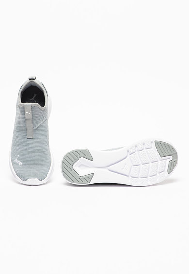 Puma Pantofi sport slip-on din material textil Ignite Flash Femei