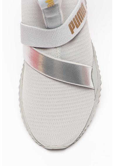 Puma Pantofi slip-on mid-high pentru fitness Defy Femei