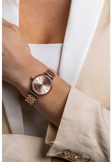 Isabella Ford Ceas quartz decorat cu 1 diamant Femei