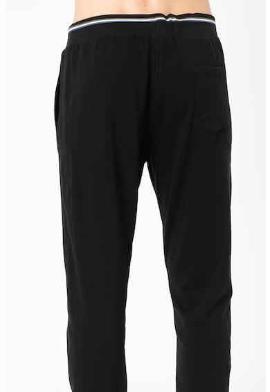 GUESS JEANS Pantaloni sport cu talia ajustabila Barbati