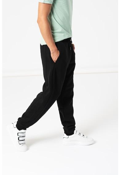 GUESS JEANS Pantaloni sport conici cu snur Barbati