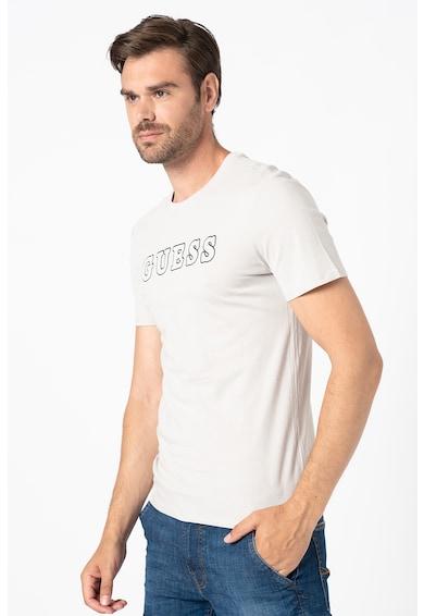 GUESS JEANS Tricou slim fit cu imprimeu logo Barbati