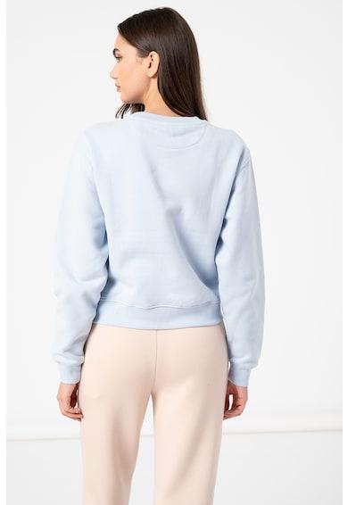 GUESS JEANS Bluza sport cu aplicatie logo Femei