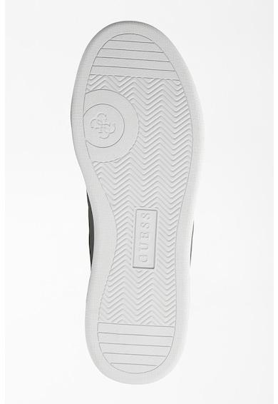 Guess Pantofi sport din piele cu detalii matlasate Femei