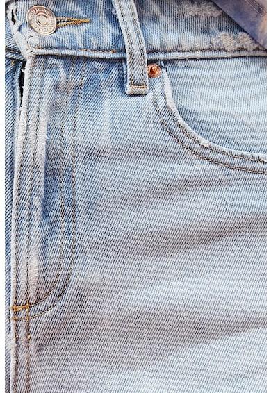 KOTON Pantaloni scurti de denim cu aspect deteriorat Femei