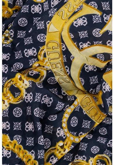 Guess Modálkendő logómintával női