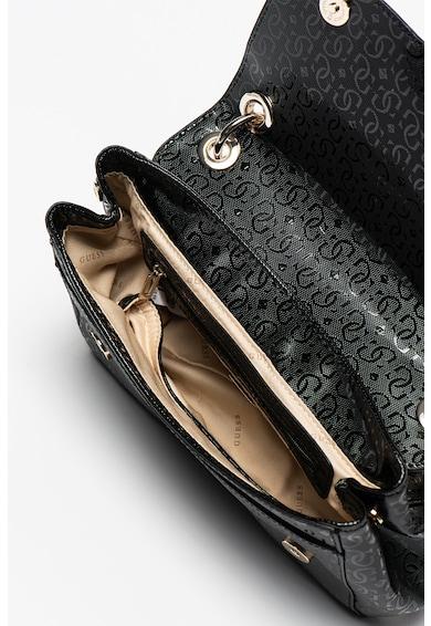 Guess Blane keresztpántos logós műbőr táska női