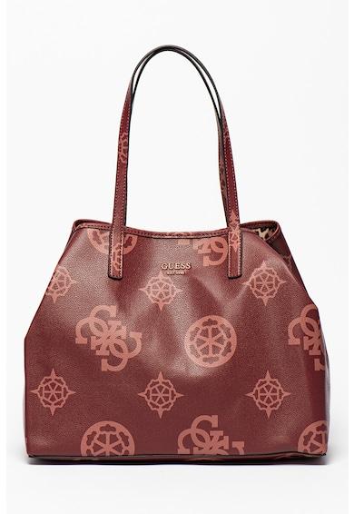 Guess Shopper fazonú műbőr táska belső kistáskával női