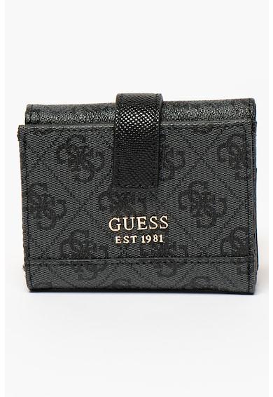 Guess Cordelia monogram mintás kisméretű pénztárca női