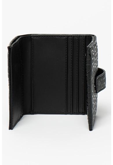Guess Blane monogram mintás kisméretű pénztárca női