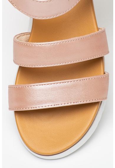 UGG Sandale din piele ecologica cu inchidere cu catarama Leedah Fete