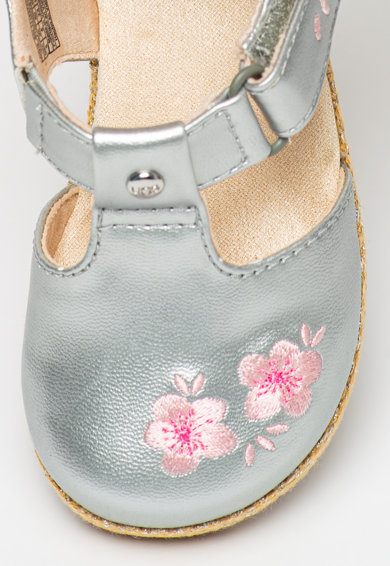 UGG Sandale din piele ecologica cu varf acoperit Emmery Fete