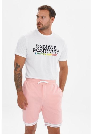 Trendyol Pantaloni scurti sport cu talie elastica Barbati
