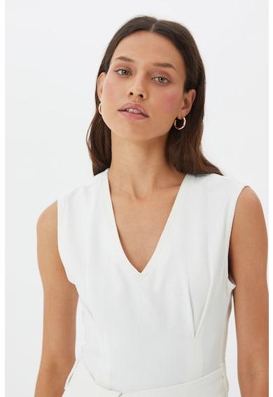 Trendyol Salopeta din amestec de lyocell cu cordon in talie Femei