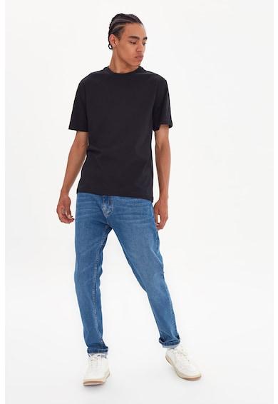 Trendyol Camasa regular fit cu imprimeu pe partea din spate Barbati