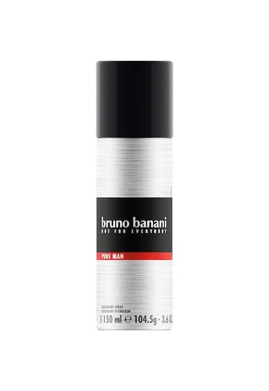 Bruno Banani Deodorant  Pure Man, Barbati, 150 ml Barbati