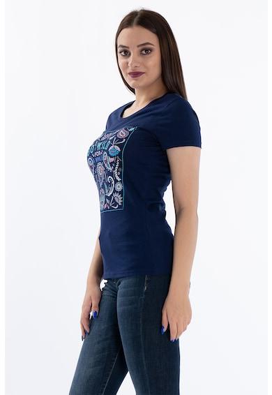 Kenvelo Tricou slim fit cu imprimeu Femei