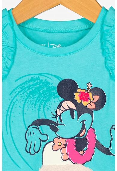 GAP Top din bumbac cu imprimeu cu Minnie Mouse Fete