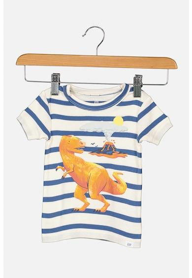 GAP Pijama de bumbac organic cu imprimeu grafic Fete