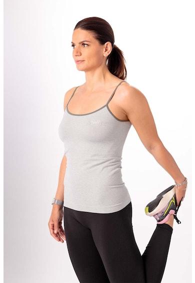 THE WOMEN'S LOCKER top fara cusaturi, pentru fitness Femei