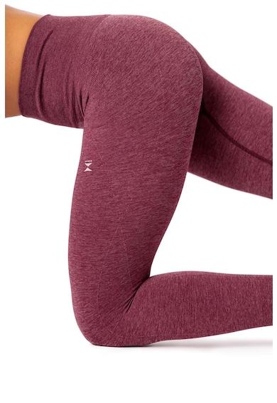 THE WOMEN'S LOCKER Colanti fara cusaturi cu talie inalta pentru fitness Femei