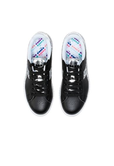 Diadora Pantofi sport de piele ecologica Game P Step Femei