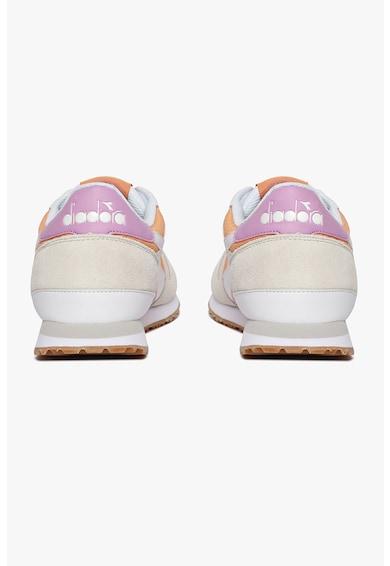 Diadora Pantofi sport cu insertii de piele intoarsa Titan Femei
