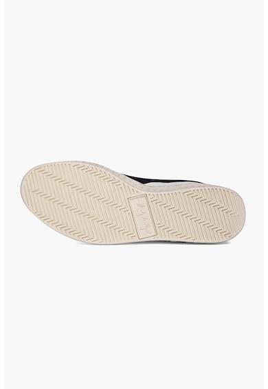 Diadora Pantofi sport de piele si piele intoarsa Game L Low Used Femei