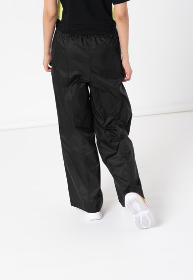 Puma Pantaloni cu croiala ampla si slituri cu capse Tearaway Femei