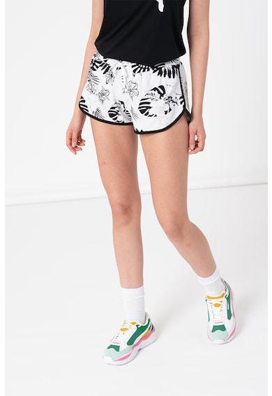 Puma Pantaloni scurti regular fit cu model tropical Summer Femei