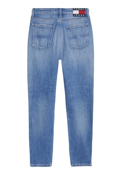 Tommy Jeans Blugi conici cu aspect decolorat Femei