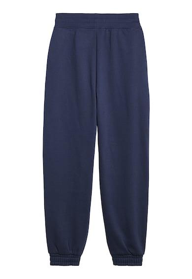 Tommy Jeans Pantaloni sport cu snur si logo brodat Femei