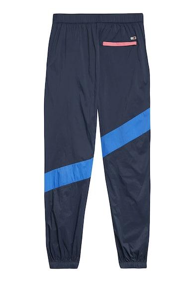 Tommy Jeans Pantaloni sport relaxed fit cu catarama in talie Femei