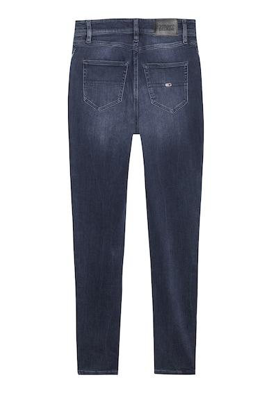 Tommy Jeans Blugi skinnycu aspect decolorat Femei