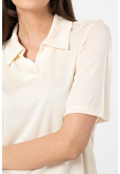 IVY & OAK Tricou polo din lyocell Femei