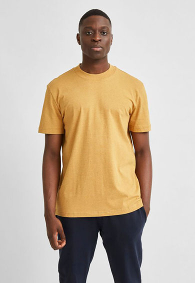 Selected Homme Tricou relaxed fit de bumbac organic Barbati
