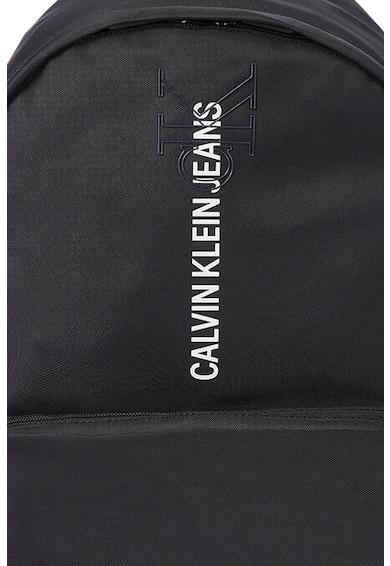 CALVIN KLEIN JEANS Rucsac din material textil cu buzunar frontal cu fermoar Barbati