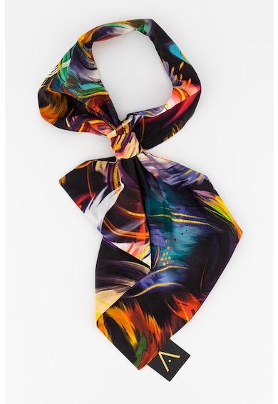 Amazing Esarfa cu imprimeu abstract Femei
