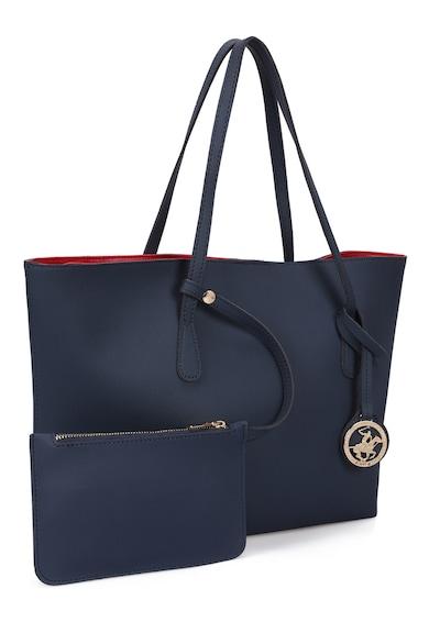 Beverly Hills Polo Club Чанта с портмоне с цип Жени