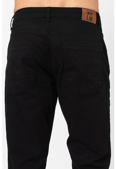 LA MARTINA Pantaloni slim fit cu buzunare Barbati