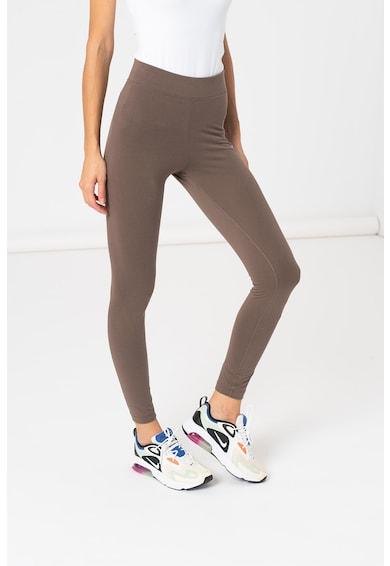 Nike Colanti cu talie inalta pentru fitness Essential Femei