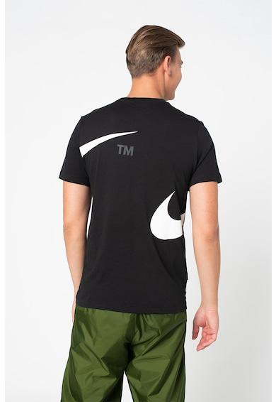 Nike Tricou cu decolteu la baza gatulu si logo Barbati